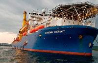 «Газпром» продал судно, которое должно достраивать «Северный поток-2»