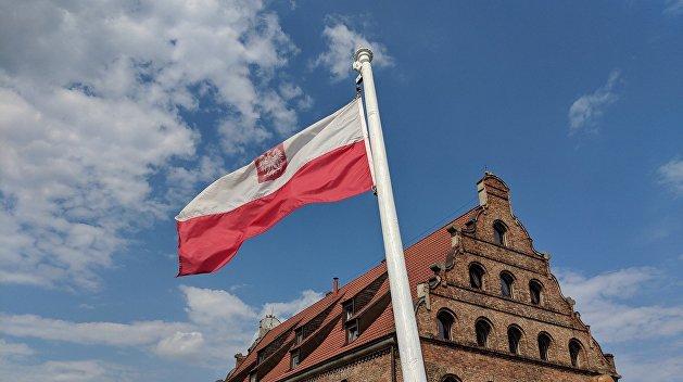 Польша продлила режим ЧП на границе с Белоруссией