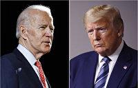 Выборы в США, Трамп против Байдена: «ставленник Кремля» против «марионетки социалистов»