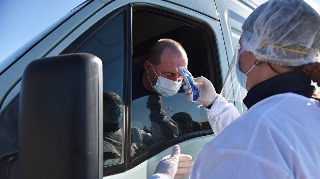 На Украине коронавирусом заболели более 120 тысяч человек - Минздрав