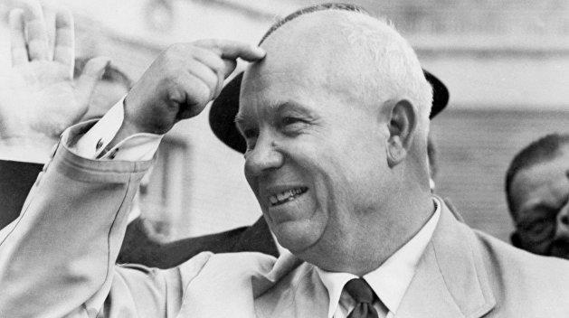 Никита Хрущев: юзовский старт любителя жизни