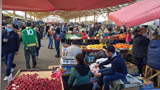 Рынки отвоевали право работать в «красной» Донецкой области