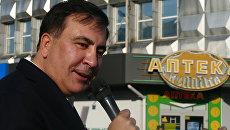 «Жертвы и беспорядки». Саакашвили приехал бороться с «пророссийской» Грузией