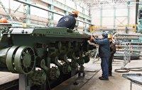 Названы темпы падения промышленного производства на Украине