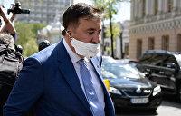 В Грузии одобрили изгнание Саакашвили из Координационного совета на Украине