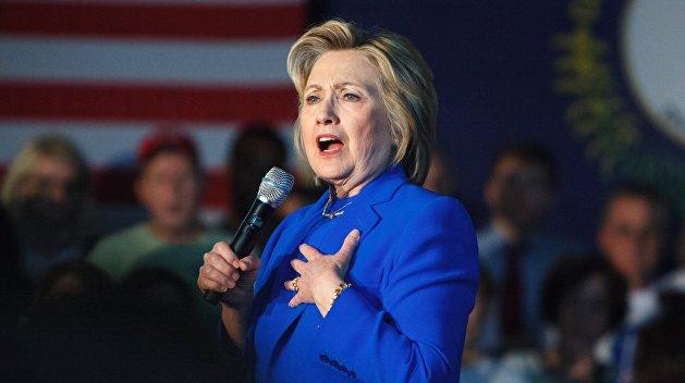 На Wikileaks опубликовали переписку Клинтон