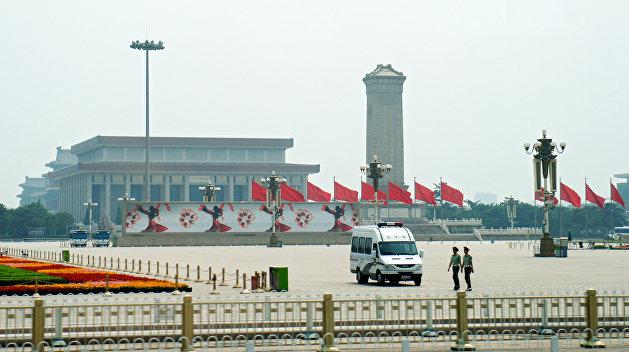 Огненная дуга вокруг Китая