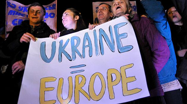 Украинцы хотят занять место британцев в ЕС