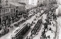 К 100-летию польского парада победы 9 мая. Как «европеизированные кузены» Киев брали