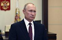 Путин заявил, что на процессы в Белоруссии хотят влиять извне