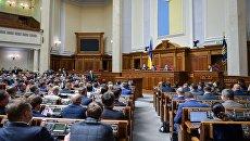 Чем дальше, тем хуже. Украина катится от конституционного кризиса к парламентскому