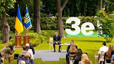 «Должен довести до конца». Зеленский объяснил, почему Аваков до сих пор возглавляет МВД