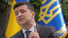Зеленский: если мне докажут, что глава Минэнерго Буславец — человек Ахметова, то ее уволят