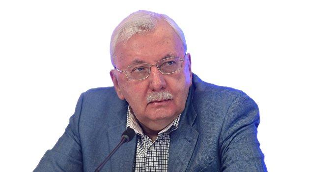 Виталий Третьяков: Зеленский между двумя страхами — войны с Россией и давлением неонацистов