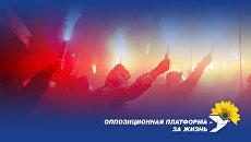 Украинские оппозиционеры назвали опрос Зеленского в день выборов незаконной агитацией