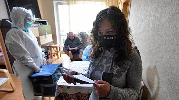 За сутки в Белоруссии выявили свыше 90 случаев COVID-19