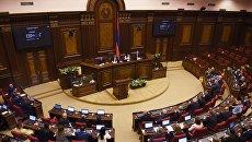 Парламент Армении попытался созвать заседание для импичмента Пашиняна