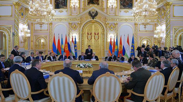 ОДКБ готова направить миротворцев в Донбасс