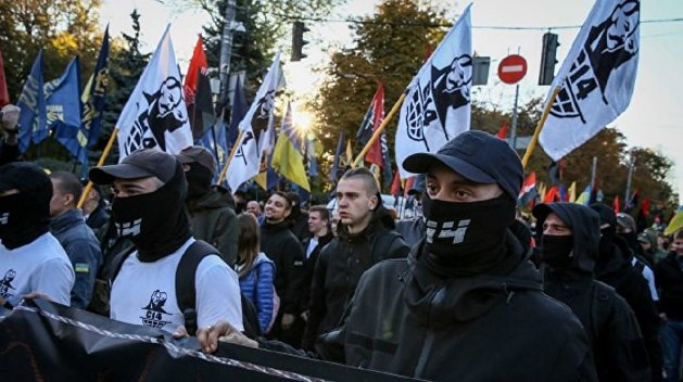 Фемида на службе радикалов. Львовская судья призналась, что договорилась с «С14»
