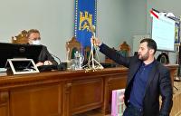 Мэр Львова Садовый стал обладателем «золотого душа»