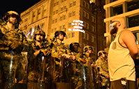 Армия раздора. Использует ли Трамп силовой приём для разгона митингующих?