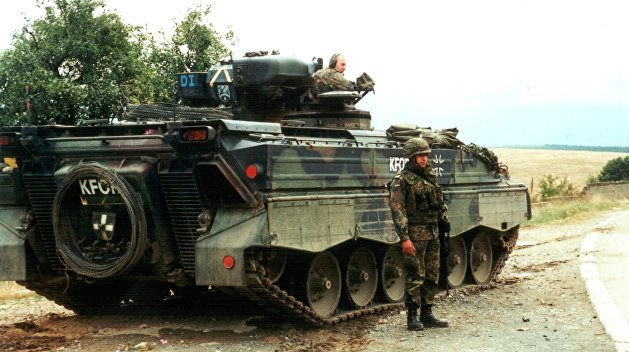 Президент Сербии Вучич выдвинул 24-часовой ультиматум силам НАТО в Косово