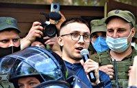 Стерненко заявил, что на него совершили нападение в Одессе