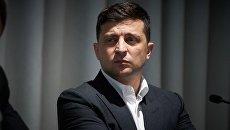 Зеленский убеждал свою фракцию голосовать за программу Шмыгаля — депутат