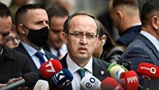 Премьер Косова отказался лететь на переговоры в Вашингтон