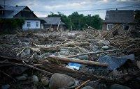 Наводнение на Западной Украине. Зеленский успокаивает, прокуратура заявляет об экоциде