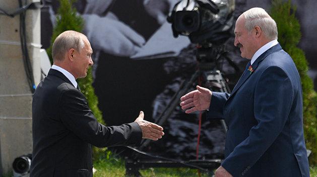 Путин и Лукашенко вновь обсудили ситуацию в Белоруссии по телефону
