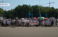 Украина: протесты всех против всех