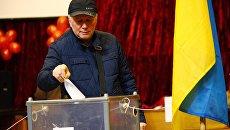 Партии Смешко, Гройсмана, Мураева и Ляшко могут пройти в Раду - опрос