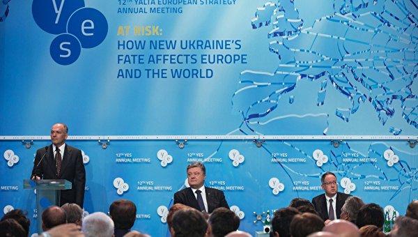 Западные лидеры проигнорировали Украину