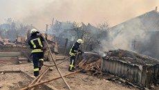 За сгоревшие дома больше, чем за погибших. Названы суммы компенсаций пострадавшим от пожаров в Луганской области