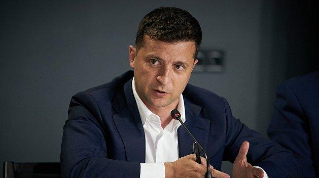 Зеленский заявил о нежелании ряда стран принять Украину в Евросоюз