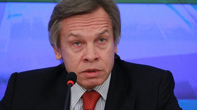 Пушков: Чтобы быть членом украинской делегации ПАСЕ, надо сидеть в тюрьме