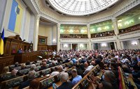 Рада не видит возможности для проведения выборов в Донбассе 25 октября – депутат