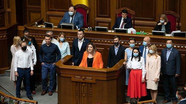 «Голос» выступил против особого статуса каких-либо территорий Украины