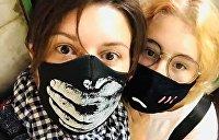 «Сквозь зубы обложили матом»: украинскую журналистку с дочерью-подростком приняли за ЛГБТ-пару
