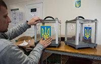 Местные выборы на Украине мирно не пройдут — политолог