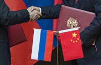 Россия и Китай — дружба домами в Лондоне, бизнесом — в Арктике и оружием — в космосе