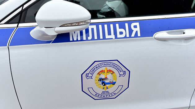На выходе из посольства Литвы задержали главу штаба Тихановской