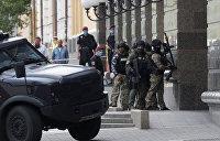 Спецназ обезвредил террориста в Киеве