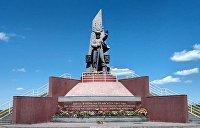 Сталинские шахтеры на подступах к Одессе