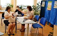 «Тянут время, рвут бюллетени». Глава ЦИК Белоруссии о том, как провокаторы мешают голосовать