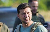 Зеленский предположил, когда кончится война в Донбассе