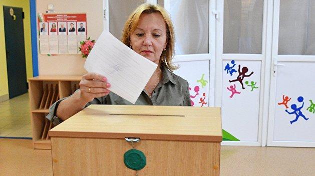 «Все четко и спокойно». Российский сенатор сказал, как проходит голосование в Бресте