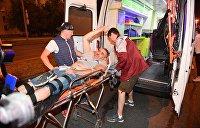 Милиция применила спецсредства для разгона протестующих в Минске, есть раненые — СМИ