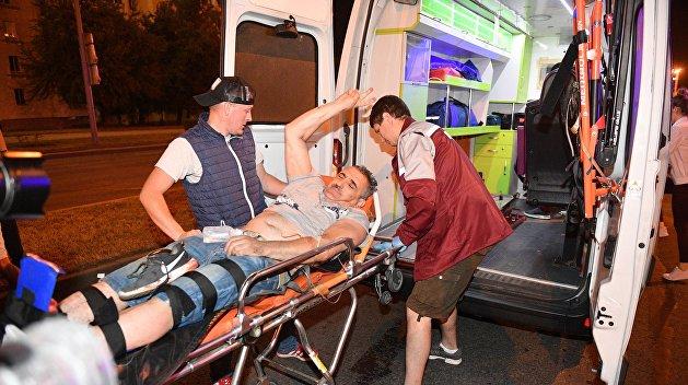 Польские госпитали начали принимать раненных в ходе белорусских протестов